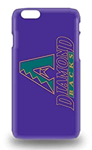 Durable 3D PC Soft Case For The Iphone 6 Eco Friendly Retail Packaging MLB Arizona Diamondbacks Logo ( Custom Picture iPhone 6, iPhone 6 PLUS, iPhone 5, iPhone 5S, iPhone 5C, iPhone 4, iPhone 4S,Galaxy S6,Galaxy S5,Galaxy S4,Galaxy S3,Note 3,iPad Mini-Mini 2,iPad Air )