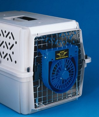 Metropolitan Vacuum Cleaner Co MV04500 Metro Airforce Cage and Crate Fan - 1 Count by METRO