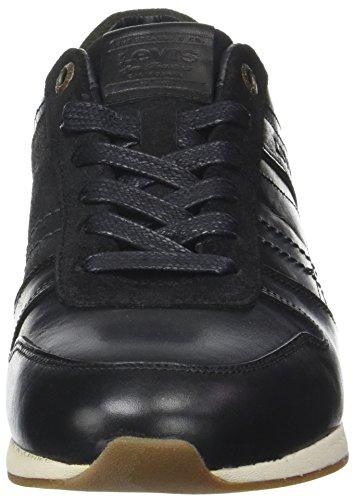 Bristol Noir Basses Regular Noir Black Levi's Baskets Homme FdxwXXR