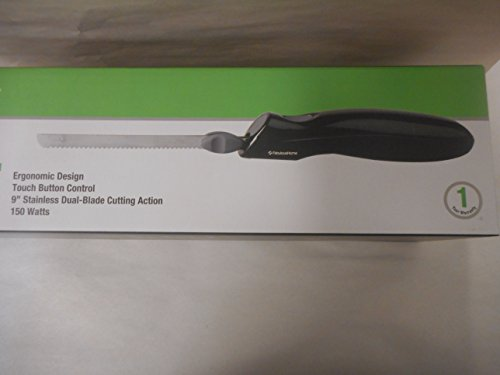 Fabulous Home Black Electric Carving Knife 150 Watts (Large Image)