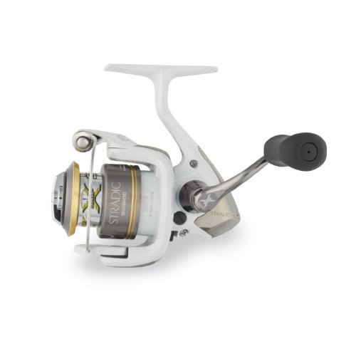 Shimano Stradic Spin Reel 5+1 Ball Bearings (6.0:1 8-Pounds/170Yard), Outdoor Stuffs