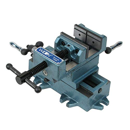 Wilton 11698 8-Inch Cross Slide Drill Press Vise