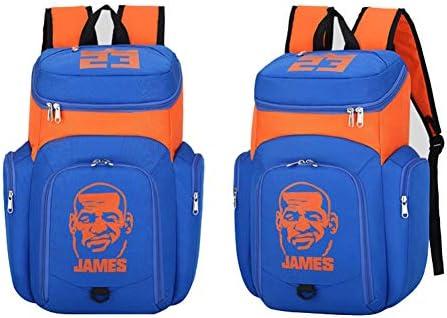 メンズバックパック,バスケットボールバックパック、大容量バックパック、トレーニングスポーツバックパック、アウトドア旅行用バックパック