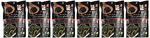 Exas Spaghetti, Og, Black Bean, 7.05-Ounce (Pack of 6)