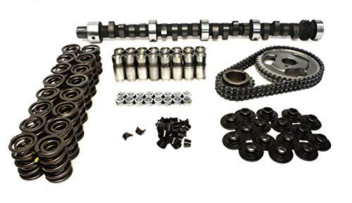 COMP Cams K51-222-4 Xtreme Energy 218/224 Hydraulic Flat Cam K-Kit for Pontiac 265-455