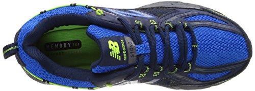 New Balance 510v2 - Zapatillas de running para hombre Blue / Yellow