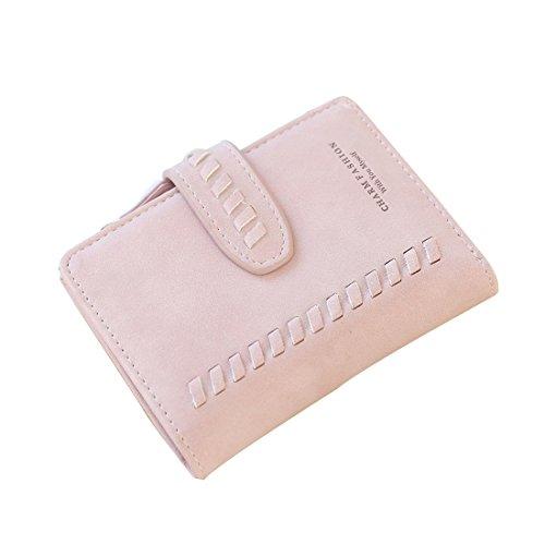 Badiya - Cartera de mano para mujer Amarillo-Marrón talla única rosa