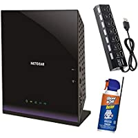 Netgear AC1600 Wi-Fi VDSL/ADSL Modem Router Bundle