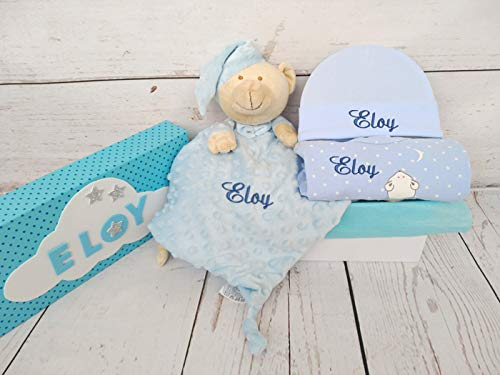 Set Regalo Bebé - Canastilla para bebe, el regalo perfecto para ...