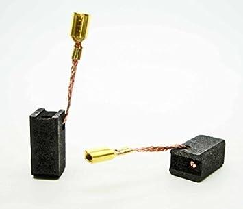 Gws 7-125 S16 Escobillas Bosch Cepillo Motor GOP250 Ce Gws 7-115
