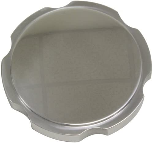 Polished Finish Billet Hexagon Radiator Cap