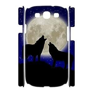 Custom Celestial fox Phone Case, DIY Celestial fox 3D Case for Samsung Galaxy S3 I9300