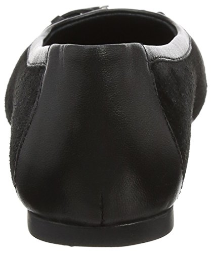 Hush Puppies Dames Allegra Genade Ballerinas Zwart (black)