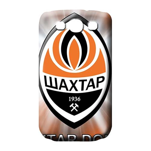 fan products of samsung galaxy s3 Appearance Bumper series mobile phone carrying shells Shakhtar Donetsk FC soccer club logo