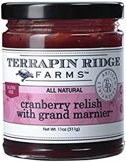 product image for Terrapin Ridge Farms Cranberry Relish w/ Grand Marnier 11 OZ (Pack of 6)