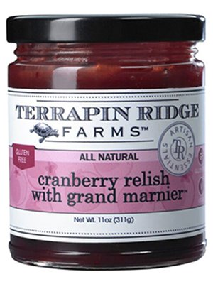 Terrapin Ridge Farms Cranberry Relish w/ Grand