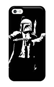 Durable YY-ONE For Iphone 5/5s Tpu Cover(star Wars)