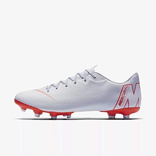 d9543656c Nike Mercurial Vapor 12 Academy MG Soccer Cleat (Wolf Grey) (Men s  8.5 Women s 10)