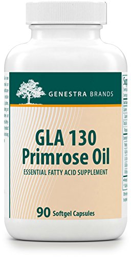 Cheap Genestra Brands – GLA 130 Primrose Oil – Essential Fatty Acid Formula – 90 Softgel Capsules