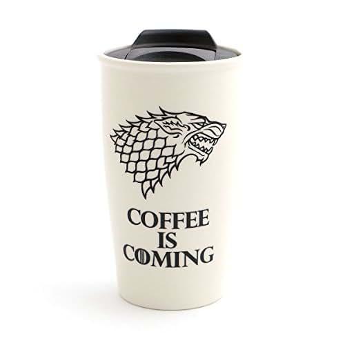 Game of Thrones Parody Coffee Eco Travel Mug