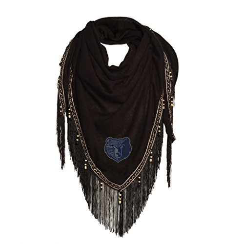 Littlearth NBA Memphis Grizzlies Beaded Scarf by Littlearth