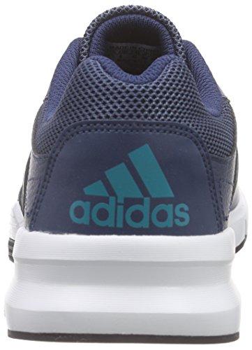 42 Azumin Chaussures Homme Negbas Compétition 2 Multicolore adidas Star de Azul Running Negro EU Verde Eqtver Bleu Essential 4Zf0xz