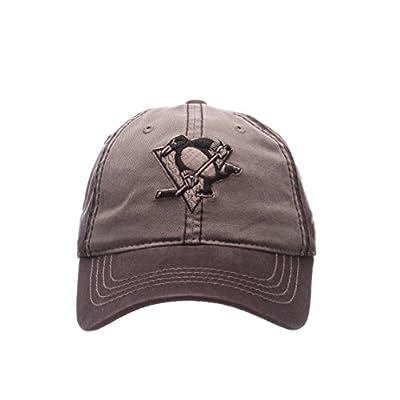 NHL Men's Storm Front Strap Back Hat by Zephyr Graf-X