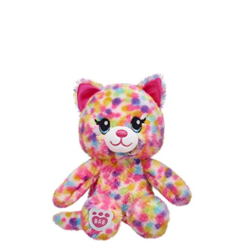 Build A Bear Workshop Buddies Rainbow Friends Cat