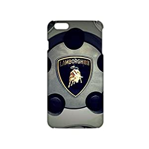 Cool-benz Lamborghini wheels logos (3D)Phone Case for iPhone 6