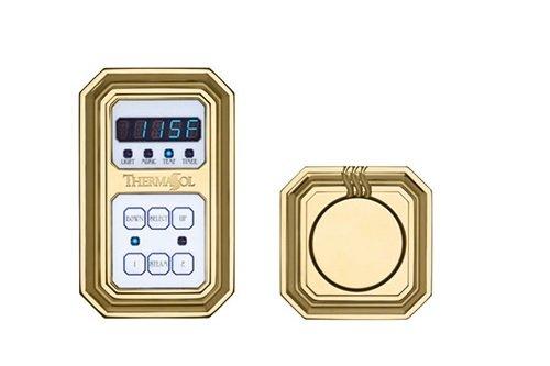 THERMASOL SER-NTS-PB Signature Series Kit Regency-Polished Brass -