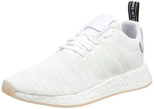 White core footwear Femme Adidas Blanc Black White r2 Baskets rose Crystal 0 Nmd qWwSTHzU