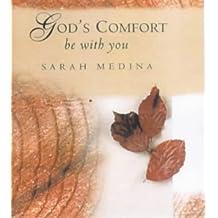 God's Comfort be with You (Inspirational Mini) by Sarah Medina (2000-10-20)
