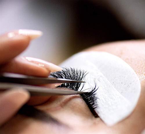 Eyelash Glue for Professional Lash Extensions - Extra Strong Lash Glue 5ml - 1-2 Sec Dry Time & 6-7 Weeks Bonding - Extra Black Lash Adhesive - Latex Free Lash Adhesive(5ml)