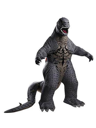 Rubie's Men's Godzilla King of The Monsters Adult Inflatable Costume, As Shown, One Size