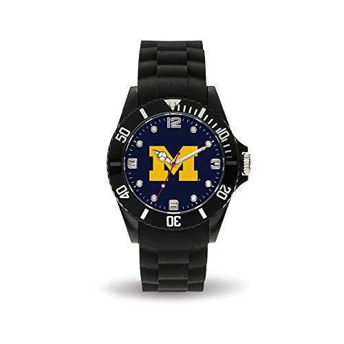 NCAA Michigan Wolverines Spirit Watch - Michigan Wolverines Sport Steel Watch