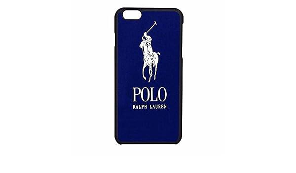 Favocase Polo Ralph Lauren iPhone 6 Caso/iPhone 6s Caso (plástico ...