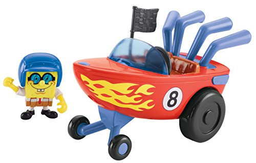 Fisher-Price Imaginext SpongeBob SquarePants Speed Boat