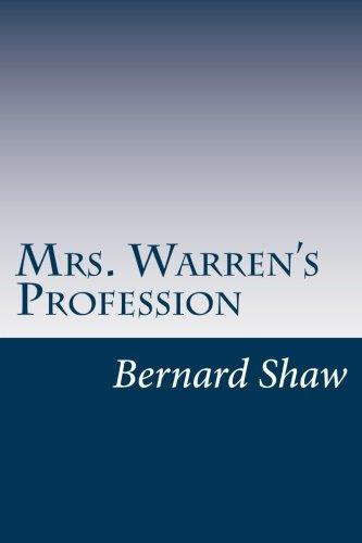Mrs. Warren's Profession pdf epub