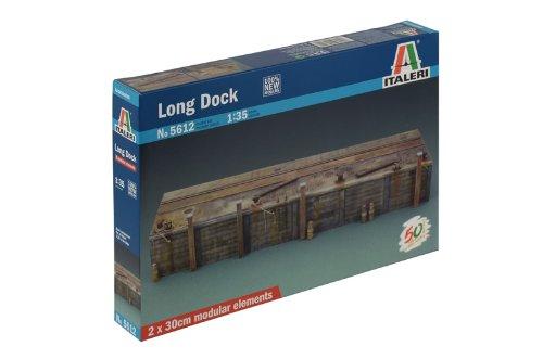 Italeri Long Dock Accessory Kit 1