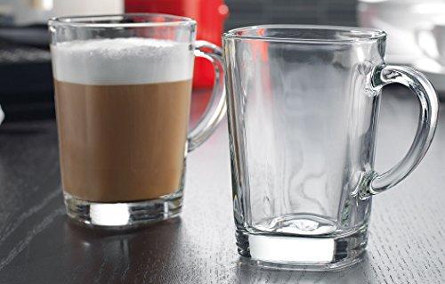 14. Square Glass Coffee Mug