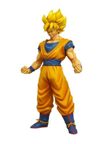 Super Saiyan Goku (1/4 Scale PVC Figure) (Japan (1/4 Scale Pvc Figure)