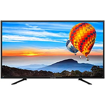 "Sceptre 65"" 4K Ultra HD LED TV, Black (2018) (U658CV-UMC)"
