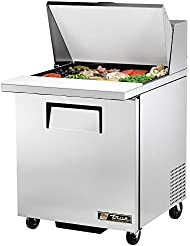 True TSSU-27-12MC Mega-Top Solid-Door Sandwich/Salad Unit