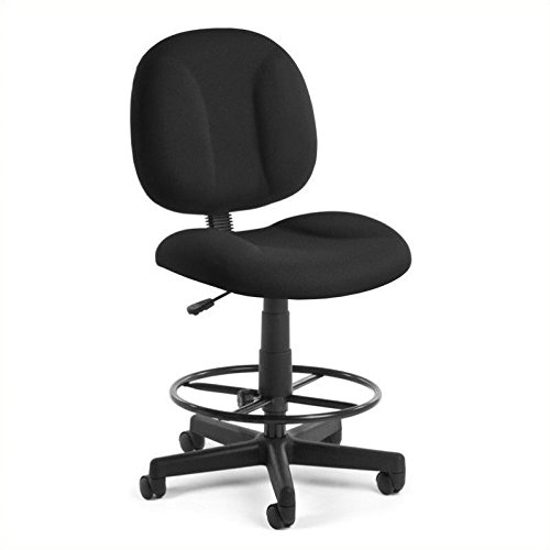 OFM 105-DK-805 Comfort Series Superchair with Drafting Kit by OFM