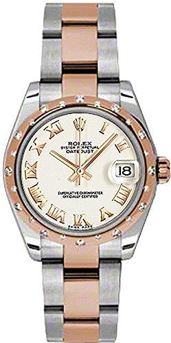 Rolex Lady-Datejust 31 Steel & Gold 178341 (Ladies Gold Rolex)