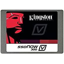 Kingston Digital 240GB SSDNow V300 SATA 3 2.5 Desktop and Notebook Upgrade Kit with both Adapters plus USB enclosure Solid State Drive SV300S3B7A/240G