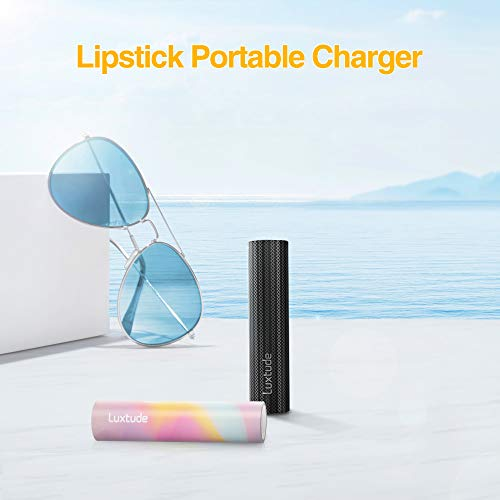 Luxtude myColors 2 PCS 3350mAh Gift Portable Charger for iPhone, Samsung Galaxy, LG, Pixel and Other - http://coolthings.us
