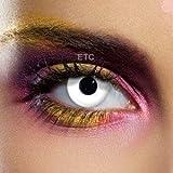 Lentilles de contact couleur annuelle - Colour Vision Crazy (sans correction)