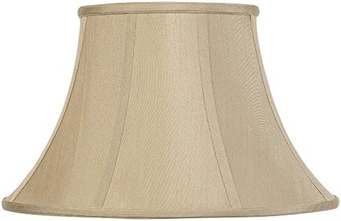 Imperial Shade Collection Taupe Bell 9x17x11 Spider – Imperial Shade