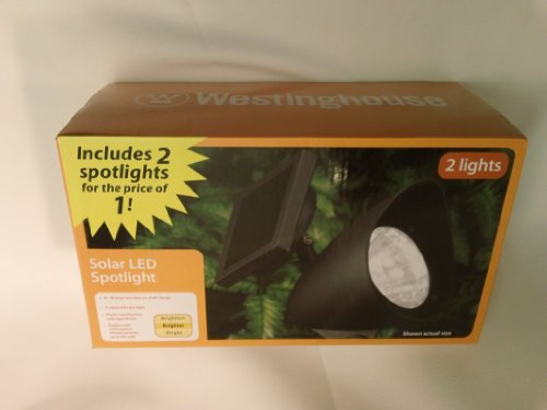Westinghouse Solar LED Spotlight